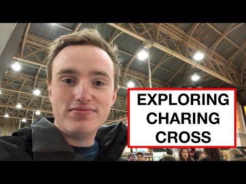 Exploring Charing Cross