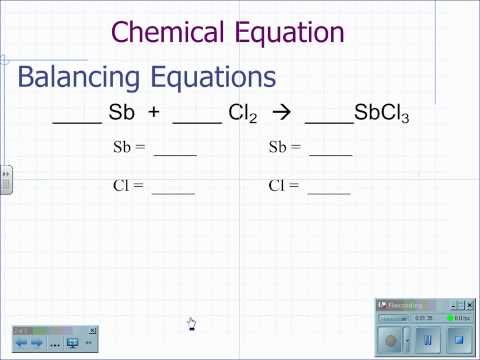 What's the balanced equation for magnesium and hydrochloric acid