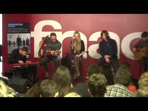 Archive Showcase Acoustic 2 @ Fnac Montparnasse (Paris), 28/09/2012