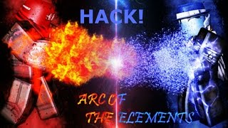[ROBLOX] Arc of the elements Hack 2015!