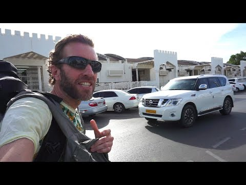 Backpacking the Middle East: Arriving at a Desert Oasis (UAE)