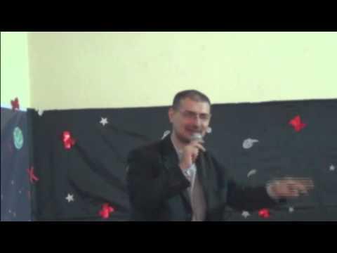 DR Ahmed El-Gewaily : Restoring Patient Trust at TEDxShibinelkomSalon