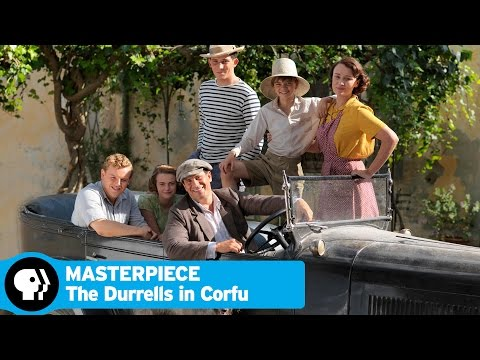 THE DURRELLS IN CORFU on MASTERPIECE | Meet the Durrells | PBS