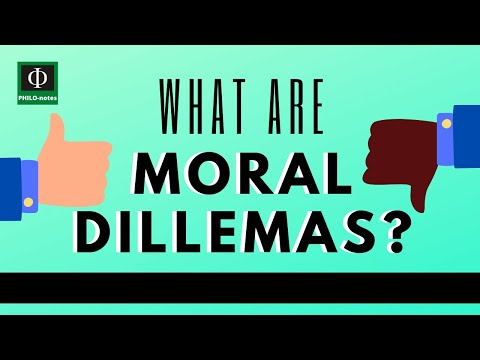 What are Moral Dilemmas? - Introductory Topics in Ethics