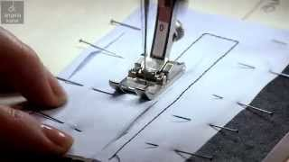 Sewing a Shirt Sleeve Placket Part 1