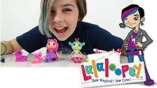 Lalaloopsy - Haley Galaxy And Confetti Carnivale Review