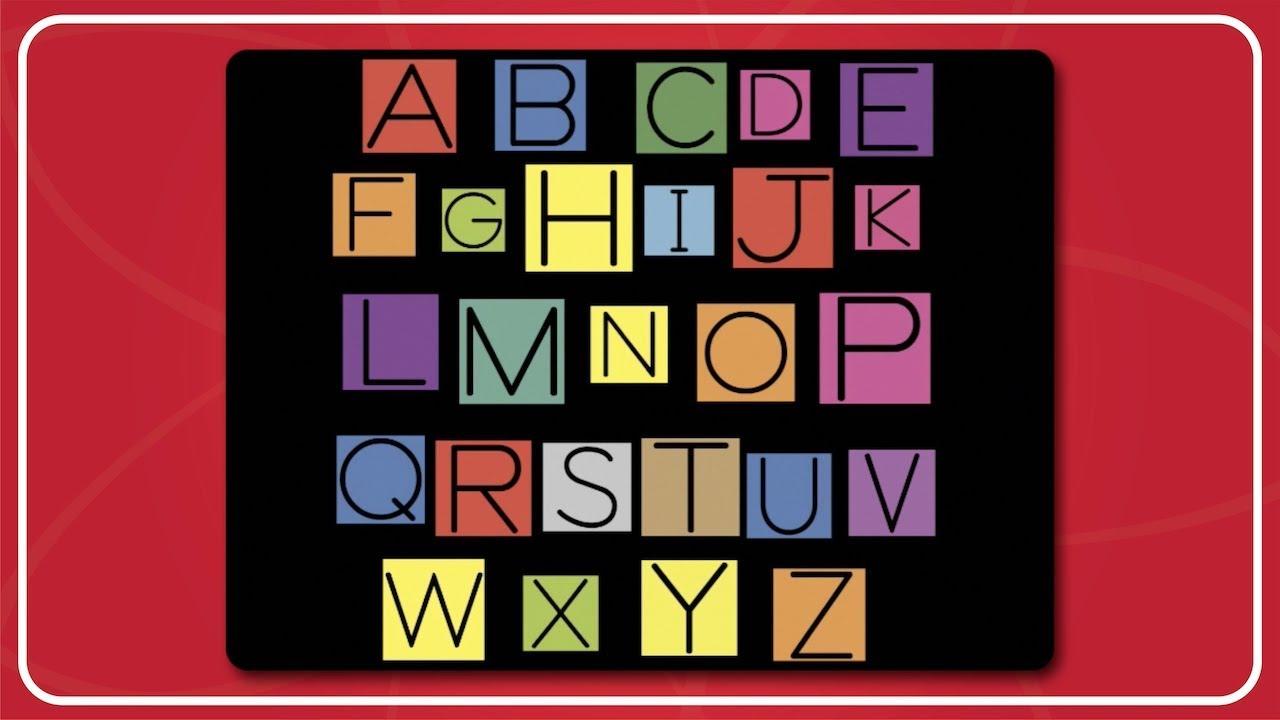 - Alphabet Song - YouTube