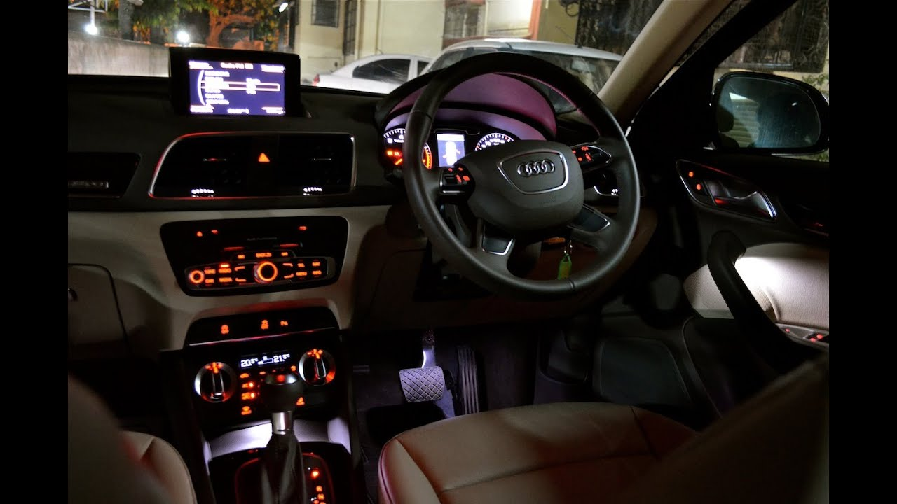 The Audi Q3 Interior Youtube