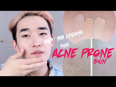 BEST BB CREAM for ACNE Skin and Clogged Pores | Ivan Lam