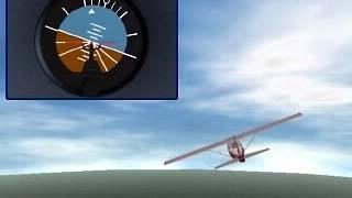 Flight Simulator 98 Attitude Indicator tutorial