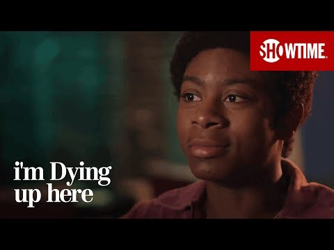 RJ Cyler on Adam | I'm Dying Up Here | Season 1