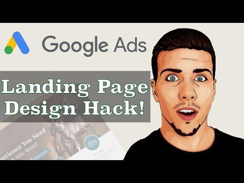 "Google Adwords Landing Page Design Hack - ""Steal"" Premium Designs"