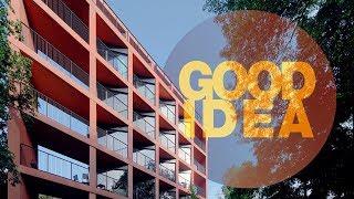 Praga od nowa: CK Targowa i Sprzeczna 4   Architecture is a good idea