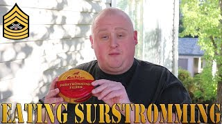 Eating Surströmming Challenge | MSgtPorkins VLog