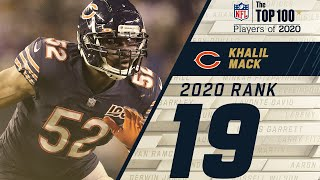 #19: Khalil Mack (LB, Bears) | Top 100 NFL Players of 2020