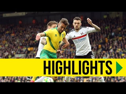HIGHLIGHTS: Norwich City 1-3 Fulham