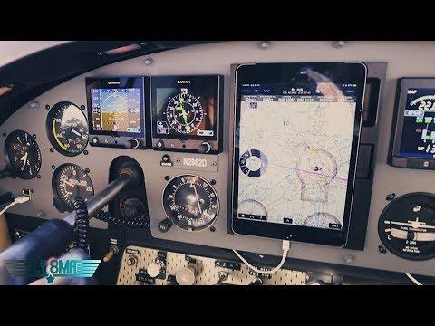 Using A VOR In An Airplane (navigation Skills)