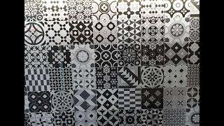 Стеклянный кухонный фартук под плитку - производство скинали в Днепре TM Pavlin Art