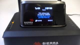 Sierra Wireless AirCard Hub Setup