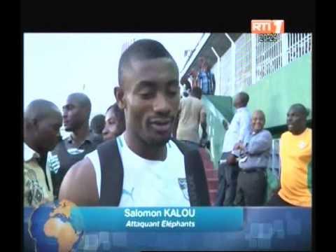 Qualification/Mondiale 2014: La bande à Sabri Lamouchi determinée pour battre la Gambie