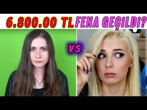 SELEN TEKSÖZ VS DUYGU KÖSEOĞLU /Kız Youtuberlar