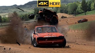 Wreckfest 4K - HDR - GAMEPLAY MAX GRAPHICS PC