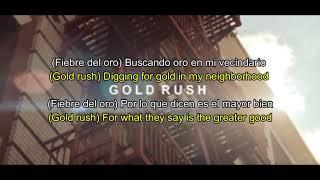 Death Cab For Cutie – Gold Rush [letras/lyrics]