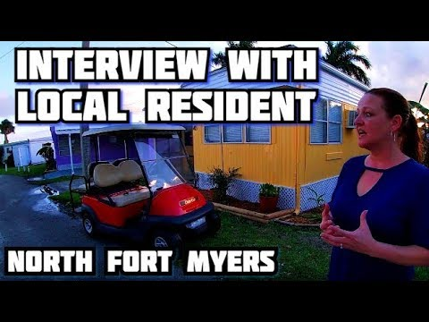 North Fort Myers - Local Explains The Area