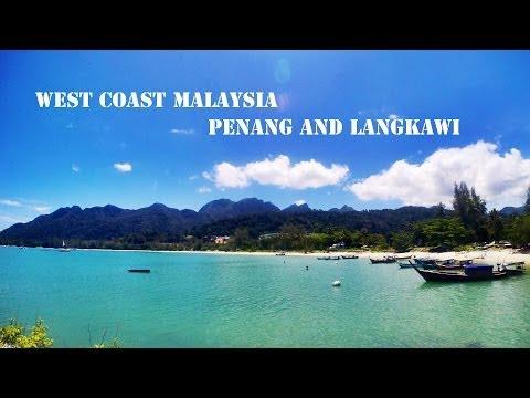 West Coast Malaysia - Penang and Langkawi