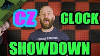 CZ P01 vs Glock 19 Showdown