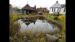 104970 Дом с прудом, теннисным кортом, баней по Дмитровскому шоссе в д  Аксаково ГЦН