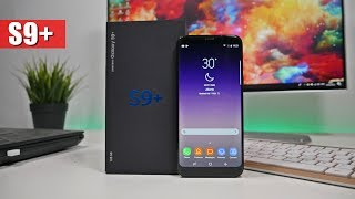 Unboxing Samsung Galaxy S9+ Indonesia - HDC