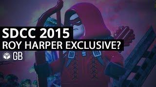 LEGO SDCC 2015 Red Arrow / Roy Harper Minifigure Rumor