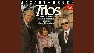 Trio (8 Pieces) for Clarinet, Viola and Piano, Op. 83 - Allegro con moto