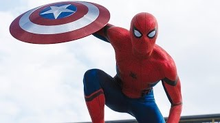 Captain America 3 Civil War Trailer 2 (2016) Marvel Superhero Movie HD