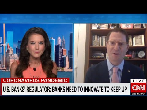 Brian Brooks CNN Discussing US Banks on Payments & Cryptocurrency | Aug 2020 w/ Julia Chatterley from YouTube · Duration:  7 minutes 15 seconds