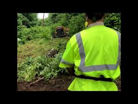 Asplundh- Ohio Equipment Demo