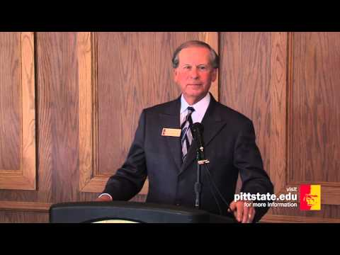 2015 Meritorious Achievement Award Reception (full program) - Pittsburg State University