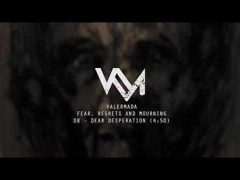 Valermada - Dear Desperation (Lyric Video)
