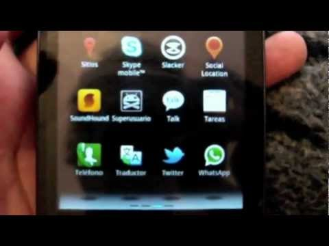 FULL REVIEW DROID 3 ESPAÑOL