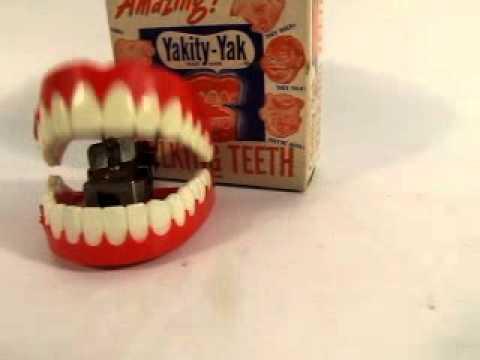 Yakity-Yak: 60 Years of Teeth That Talk Back | Collectors Weekly