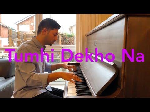 Tumhi Dekho Na - Shah Rukh Khan (Piano Cover)