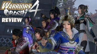 Warriors Orochi 4 (Switch) Review (Video Game Video Review)