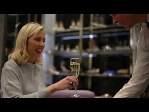Harrolds shopping experience on Vogue Fashion's Night Out