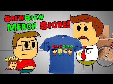 Brewstew Merch Store!!!
