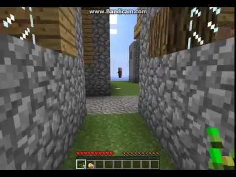 Minecraft Köyde Başlama+Seed