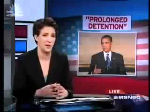 Obama - Prolonged Detention