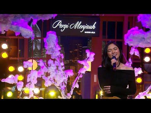 MARION JOLA - PERGI MENJAUH (SPECIAL PERFORMANCE)