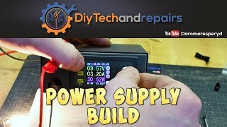 Building a 1000W power supply - DPS5020