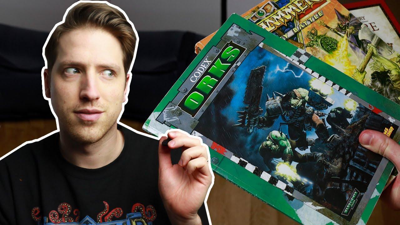 Are you enjoying Warhammer wrong?